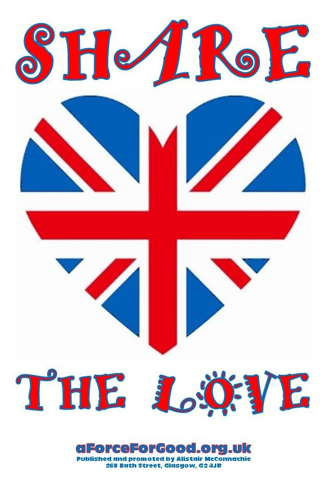 Share the Love of the UK